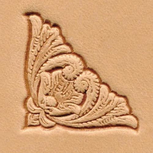 Штамп для кожи 3D арт. 8533-00 26мм х 30мм