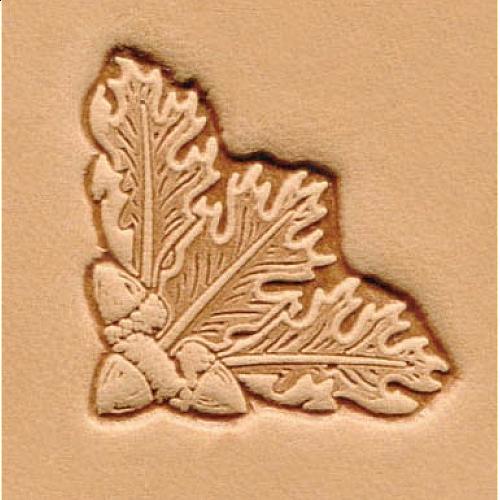 Штамп для кожи 3D арт. 8536-00 26мм х 30мм