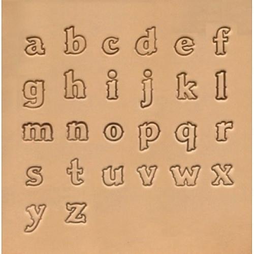 Набор штампов Алфавит IVAN арт.  8130-02  13мм