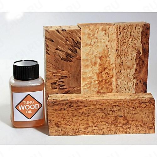 Тунговое масло 100% PURE 100мл