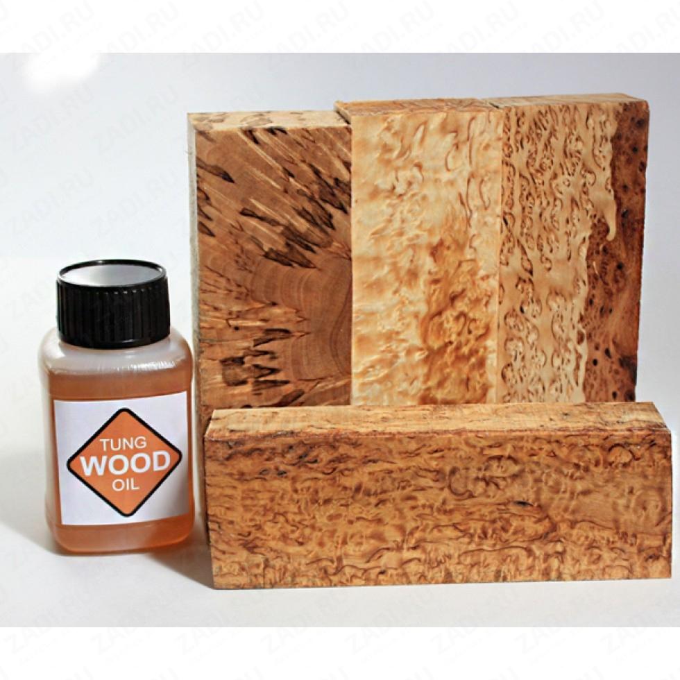 Тунговое масло 100% PURE