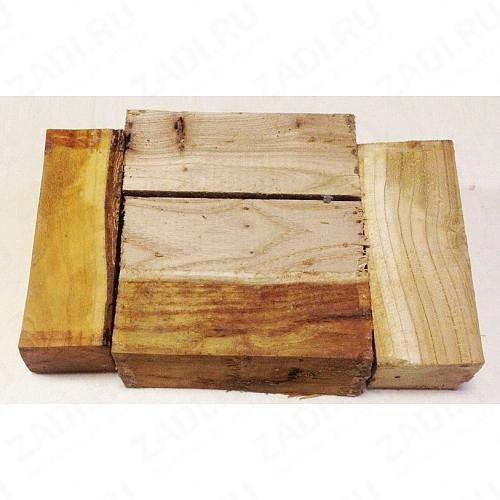 Ассорти древесины 5 шт.