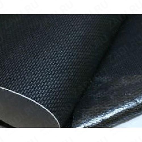 Подкладочный материал устойчивый к истиранию (черный) TK100 (А4) 30х20см