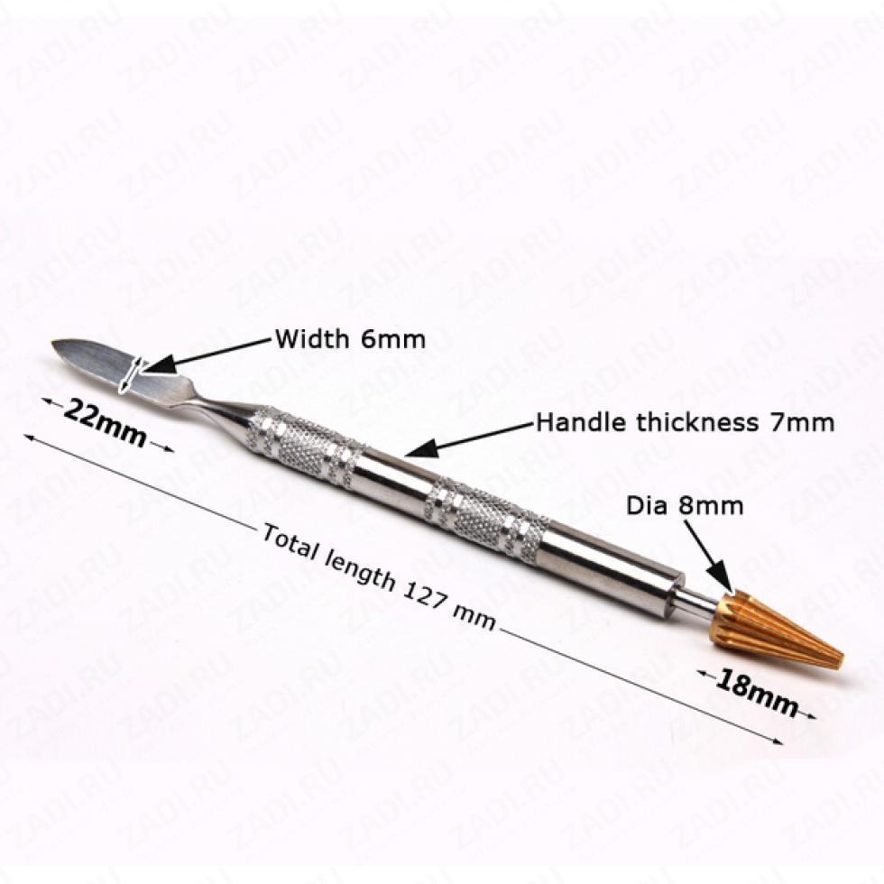 Ручка с валиком для окр. краев изделий арт. 14859