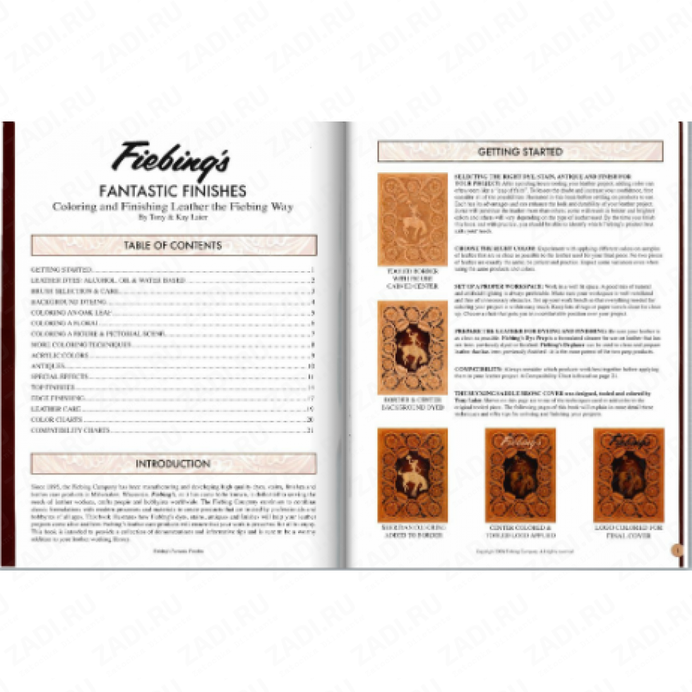 Журнал Fantastic Finishes