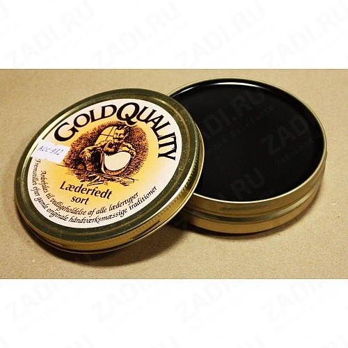 Gold Quality Leather Grease (паста) 190мл.