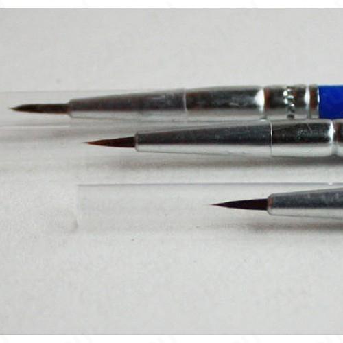 Кисть для акриловых и масленых  красок 1 шт арт 7252C
