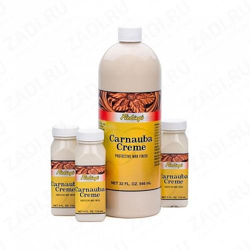 Carnauba Crème - PROTECTIVE WAX FINISH Fiebing'S