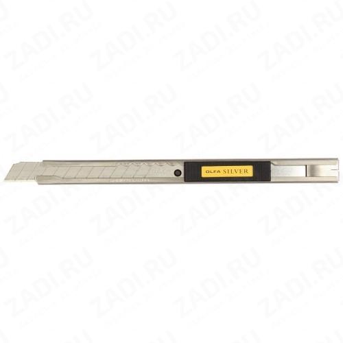 Нож OLFA выдвижной  9мм арт. SVR-1