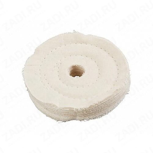 Круг полировочный 100мм. тканевый арт 5174