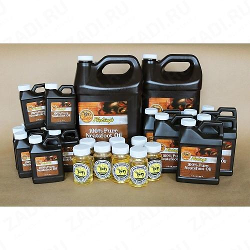 Масло копытное Neatsfoot Oil 100% pure Fiebing'S USA