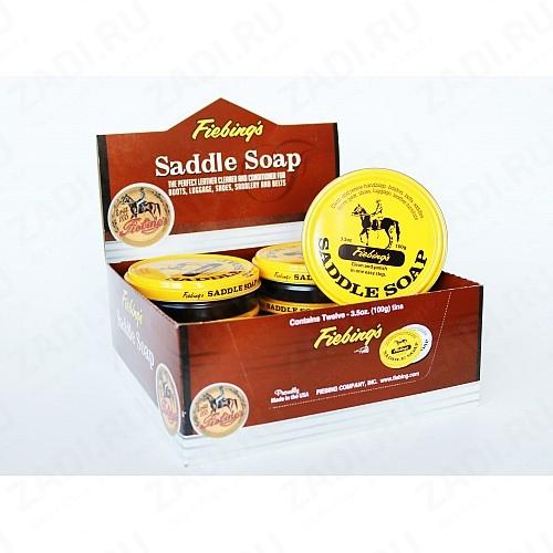 Fiebing's Saddle Soap (седельное мыло)  - 12oz. 354мл. FS45401