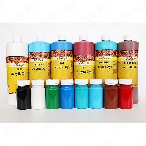 Fiebings Acrylic Dye -100ml  (на разлив - не фирменная упаковка)