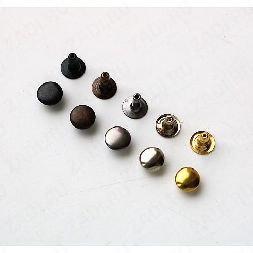Хольнитены (т/никель, тёмный хром, хром, бронза, оксид, золото ) 4мм (10 шт)