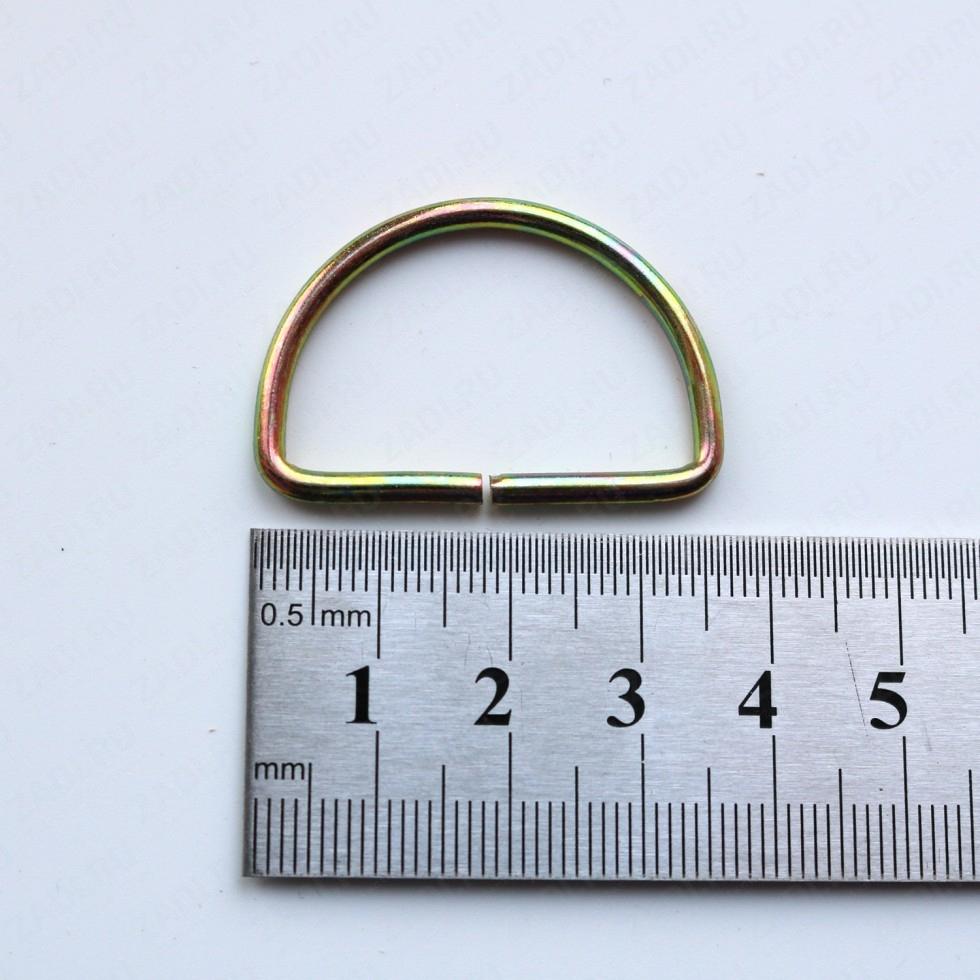 Полукольцо 31х20мм (2,5мм)  IKF325