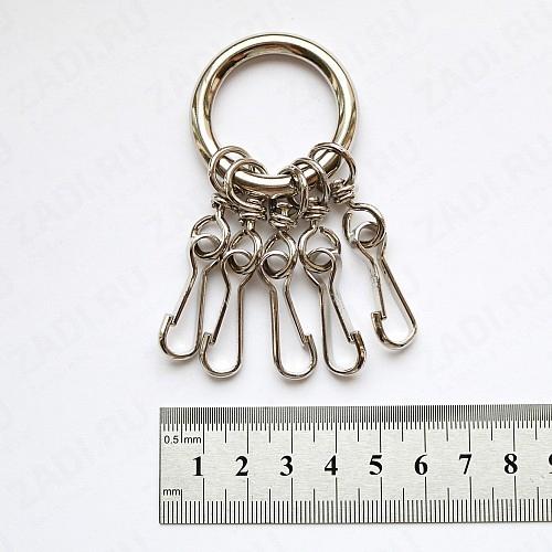 Ключница ( никель) арт.FUR714/5