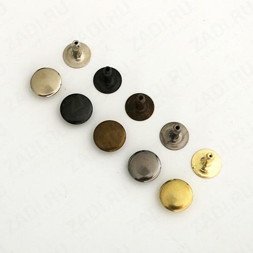Хольнитены  (никель, чёрный никель, бронза, оксид, антик) 11мм  (10 шт)