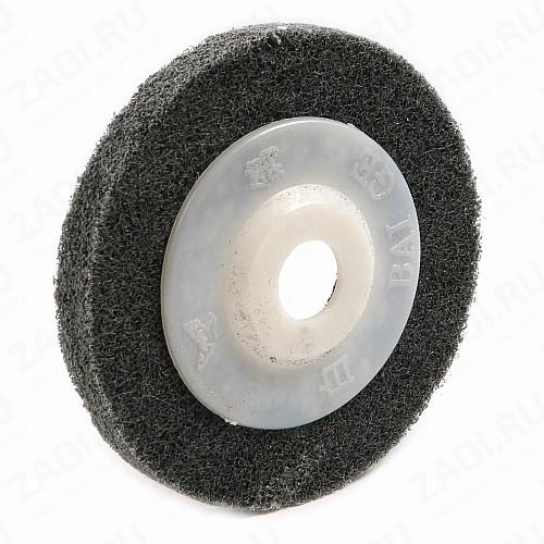 Шлифовальный диск 100ммх12мм. нейлон арт 5429a