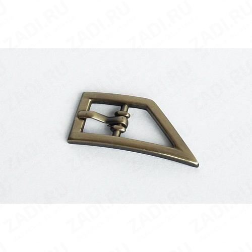 Пряжка декоративная 12мм арт GB 1142 (бронза)