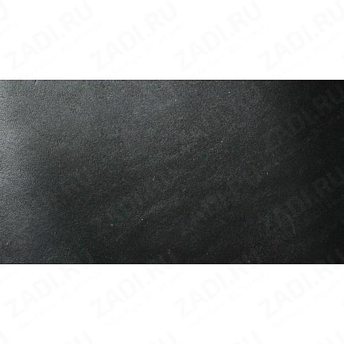 Кожа телячья черная 30х21см (2,2-2,5мм)   (А4) арт 833