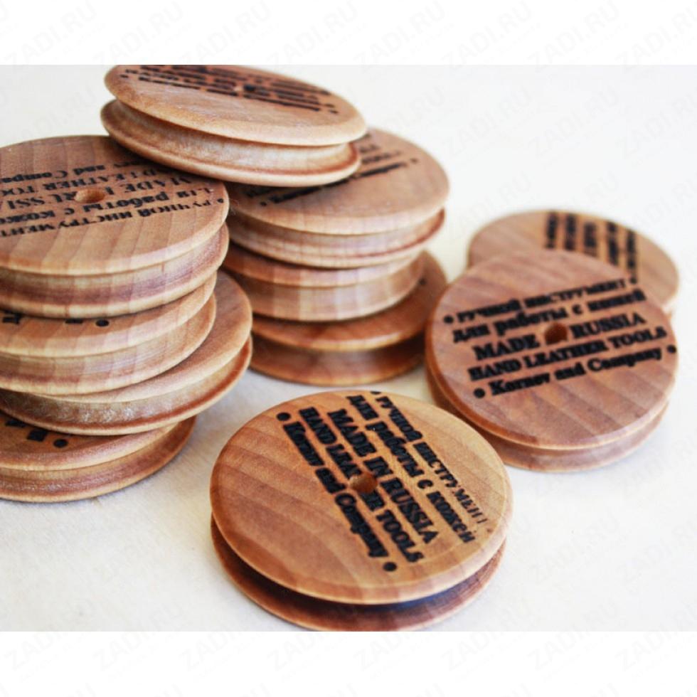 Колесо борд (древесина) арт.1247
