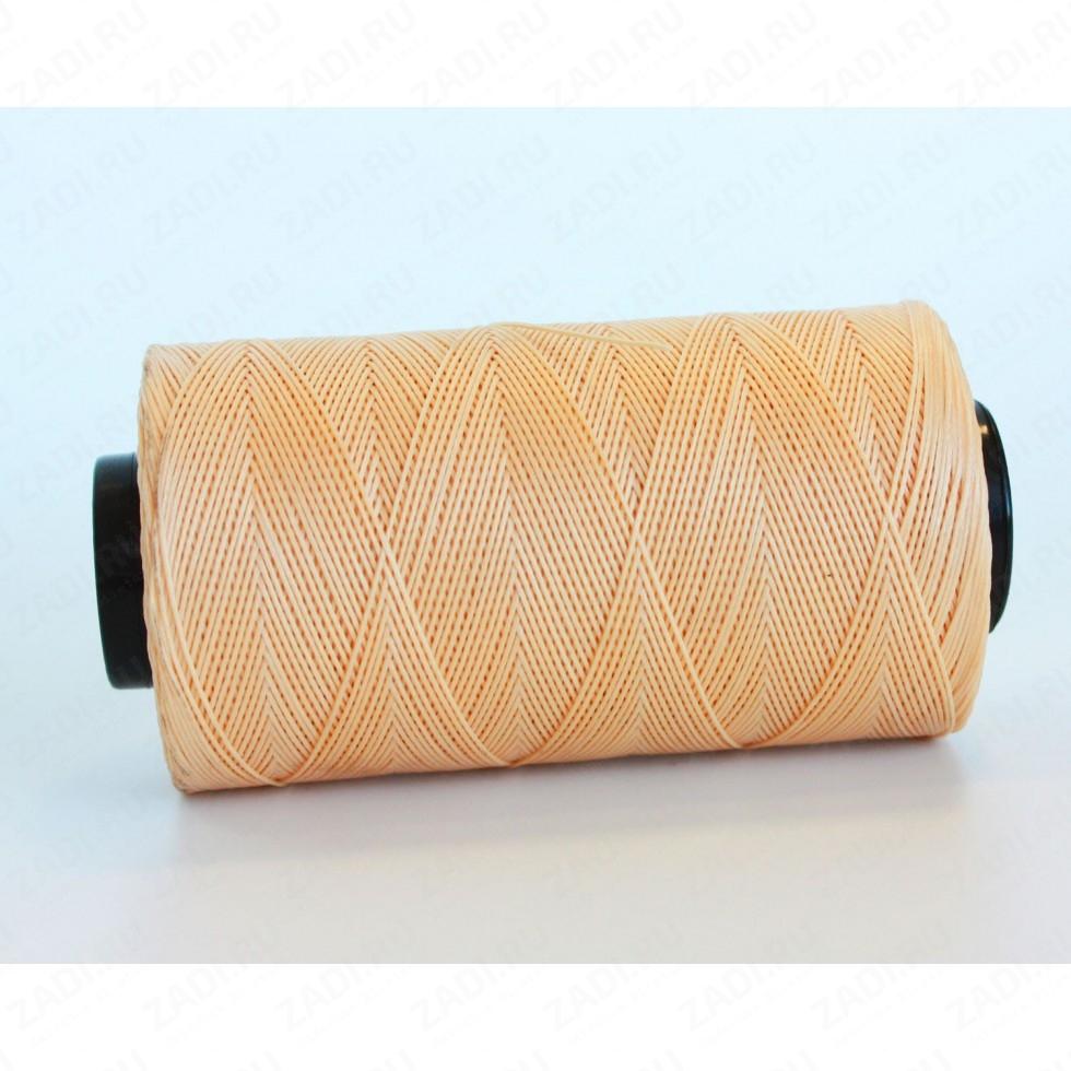 Нить плетёная-вощёная  (цвет -044) 0,6мм и 0,8мм SALEM