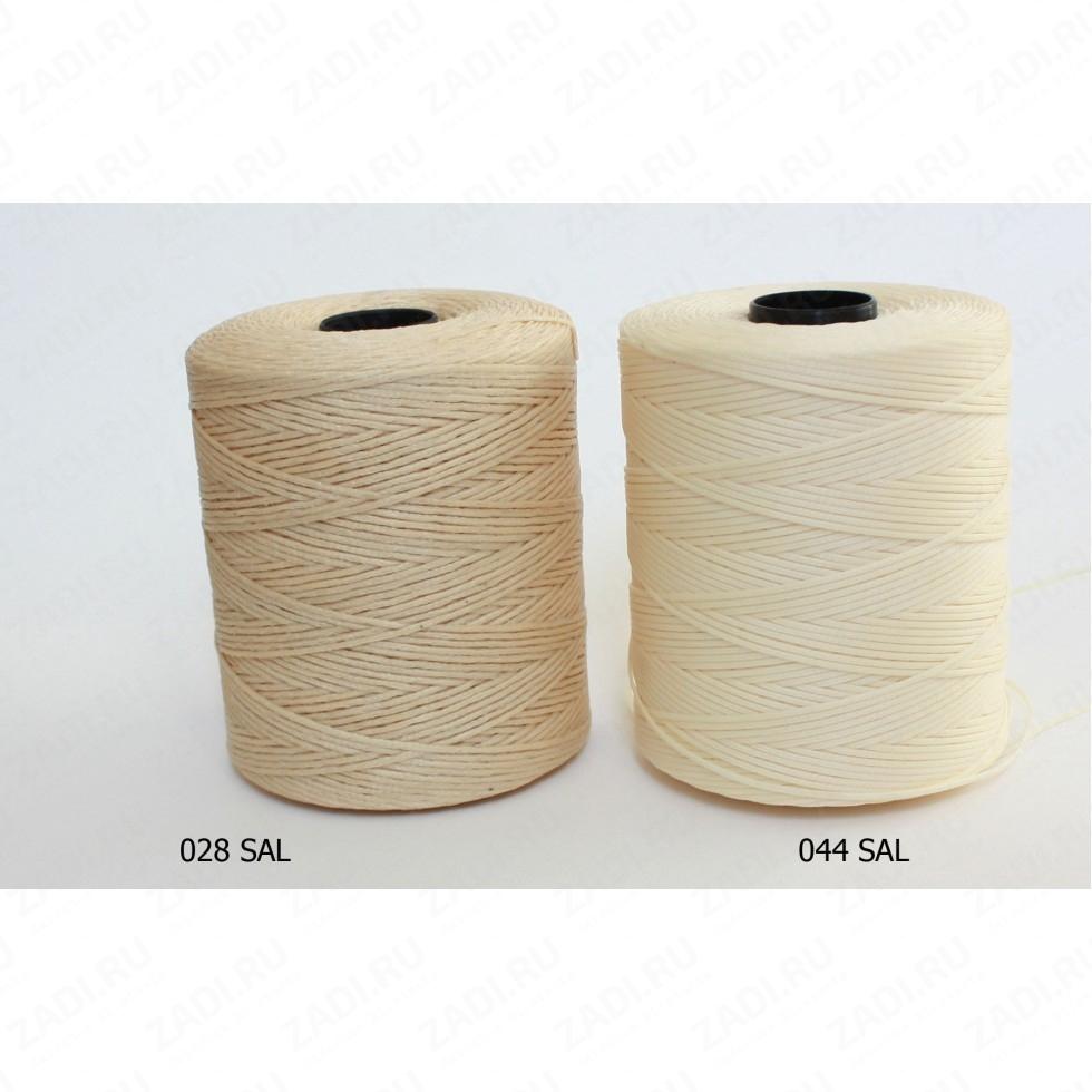 Нить плетёная-вощёная  1,4 мм  (цвет -028) SALEM  арт. SAL 028(1,4)