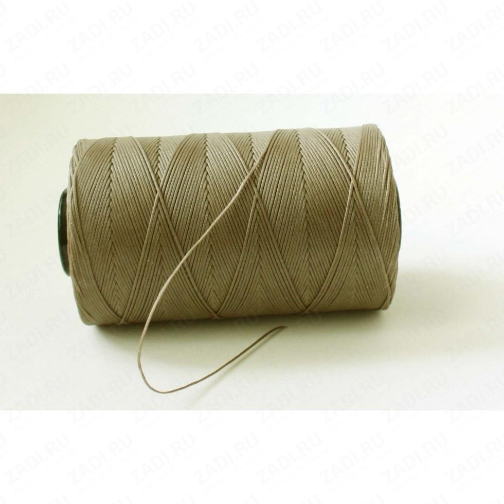 Нить плетёная-вощёная (цвет -046) 0,6мм и 0,8мм SALEM