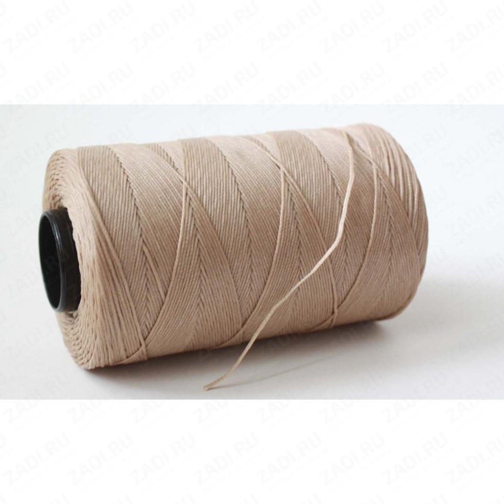 Нить плетёная-вощёная (цвет -087) 0,6мм и 0,8мм SALEM