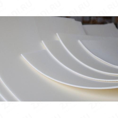 Поролон с клеевым слоем (белый) 2мм PIUMA