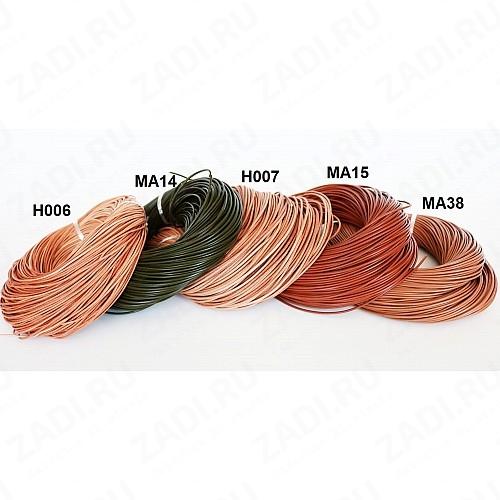 Шнур кожаный круглый (Н006, МА14, Н007, МА15, МА38) 1,5мм