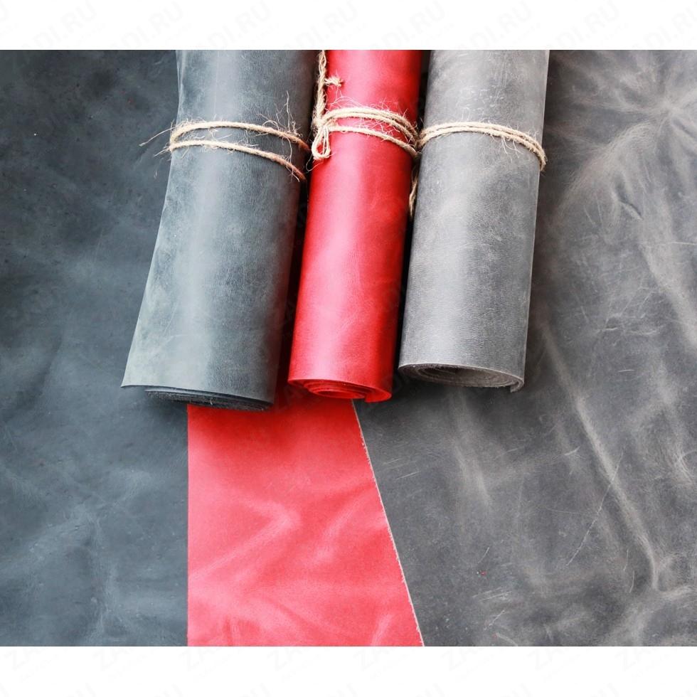 Крейзи хорс (серый, красный, асфальт) полосы