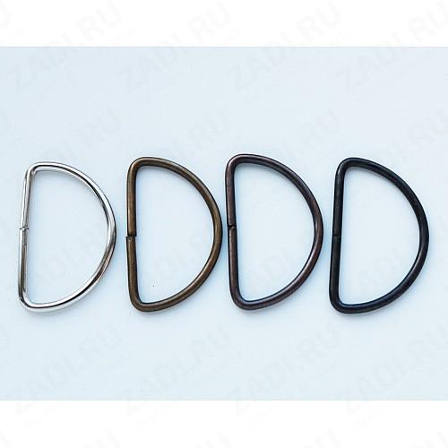 Полукольцо 35мм (никель,медь,бронза,оксид) 2,5мм 1шт. IKF406