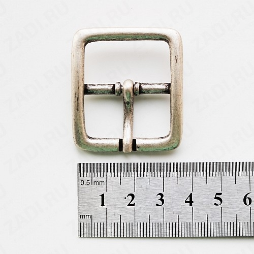 Пряжка под ремень шириной 25мм и 30мм арт.4485-6