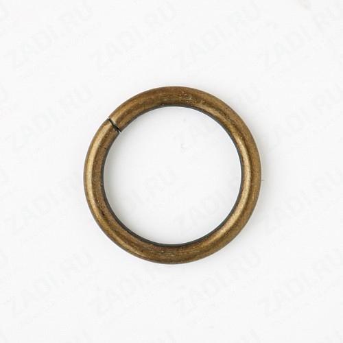 Кольцо сварное (антик) 33мм х 3,9мм 1 шт. арт.K4053