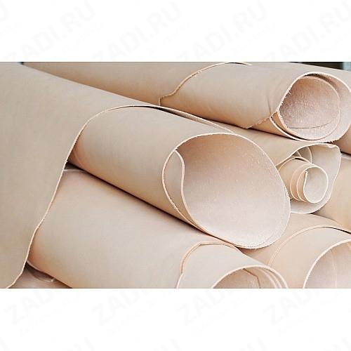 Кожа раст.дубления ПОЛУКОЖИ (tooling leather) 1,6-1,8; 1,4-1,6мм Турция Сорт А