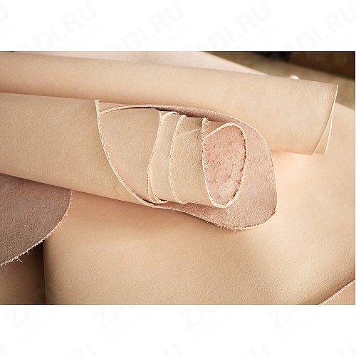 Кожа раст.дуб.ПОЛУКОЖИ (tooling leather) Италия 1-1,2мм