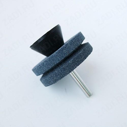 Точилка для заточки ножей и ножниц kwb для дрели арт.4938-00