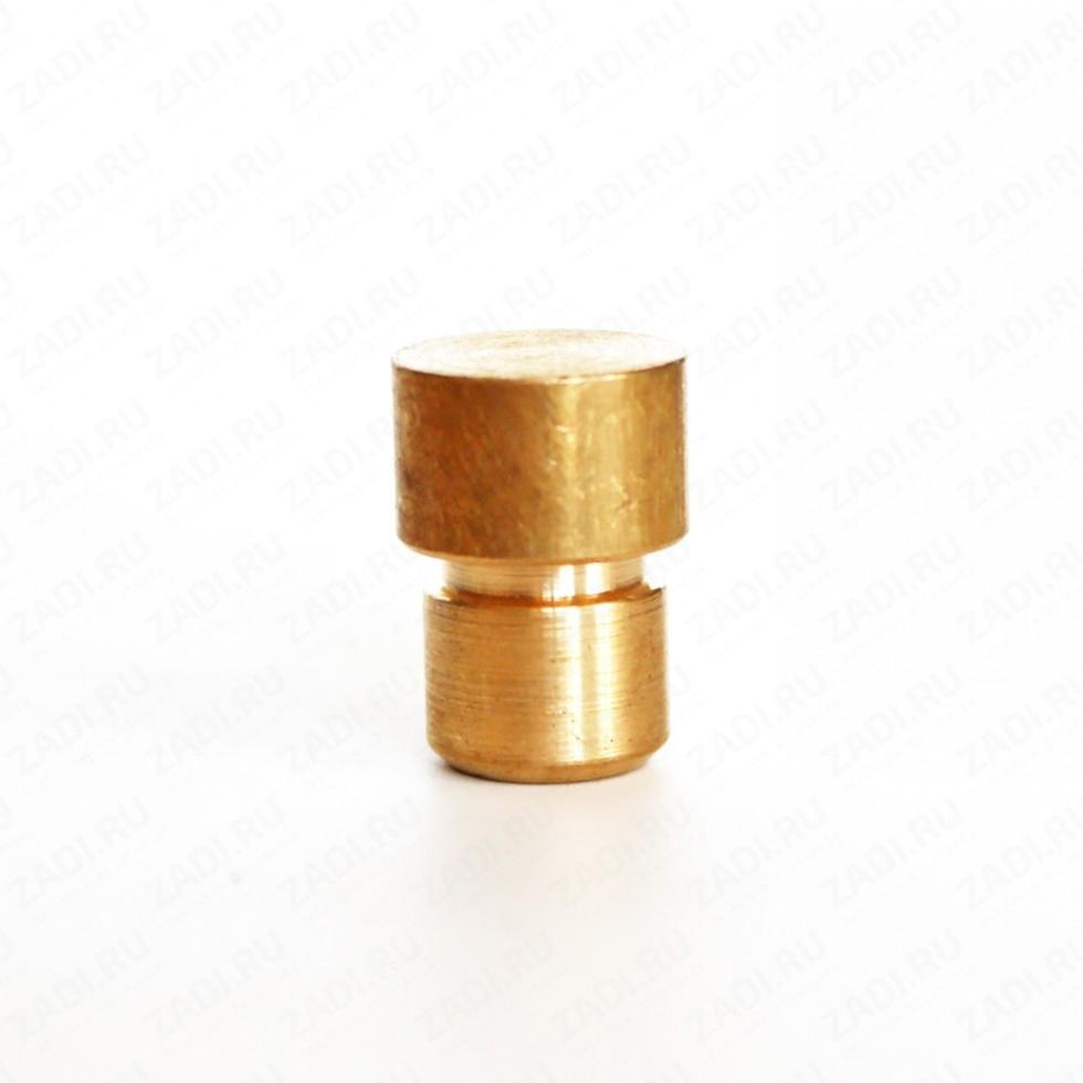Подставка для пробойника (латунь)13 мм