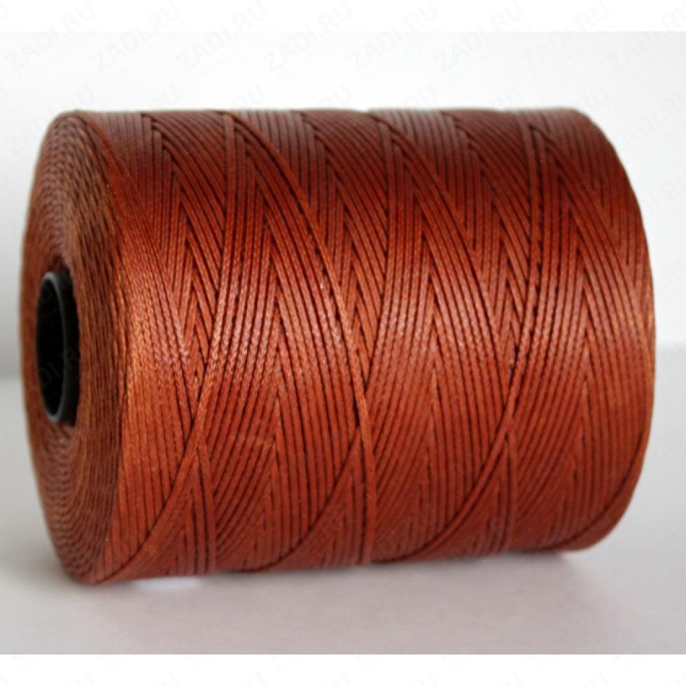 Нить плетёная-вощёная  1,4 мм  (цвет -034) SALEM   арт. SAL 034(1,4)