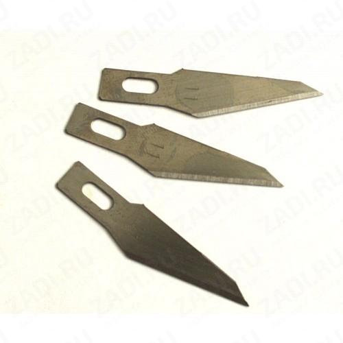 Сменные лезвия для  художественного ножа  арт 898