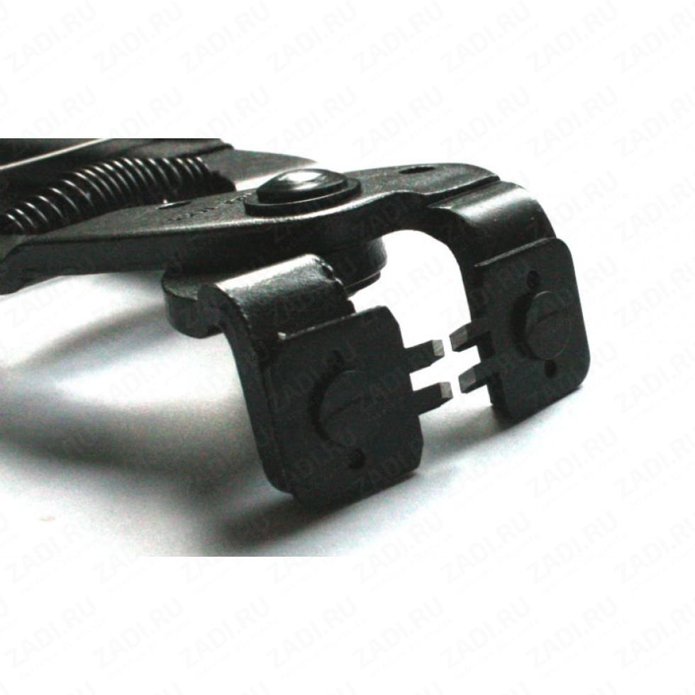Пробойник ручной - механический IVAN  (3 зубца)  арт.3218-05