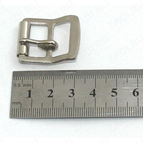 Пряжка под ремешок шириной 20мм арт 3557 ПП-10