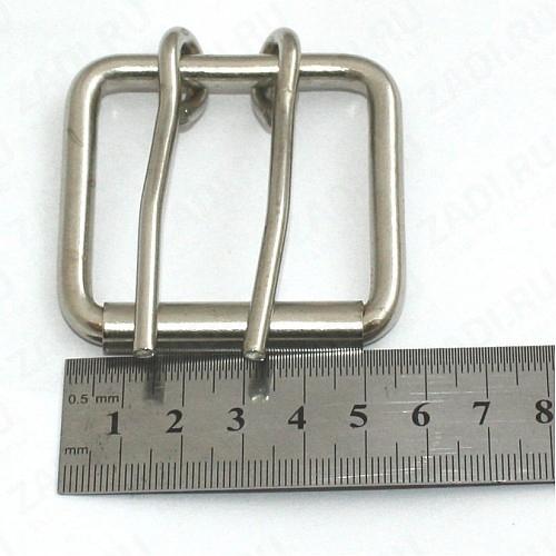 Пряжка с роликом для ремня шириной 50мм  арт 3564 П10-18