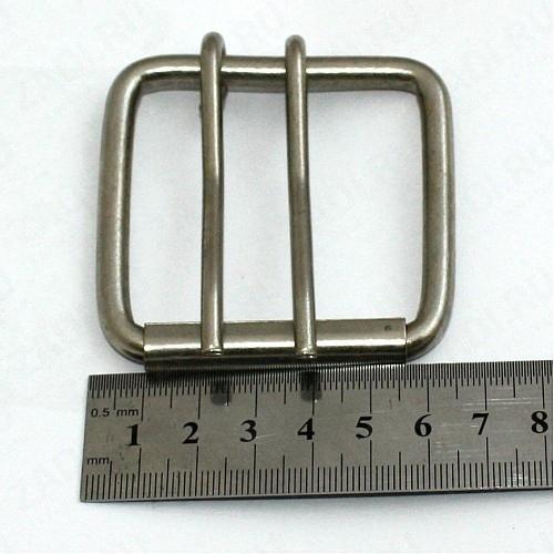 Пряжка с роликом для ремня шириной 45мм арт 3583 П10-19