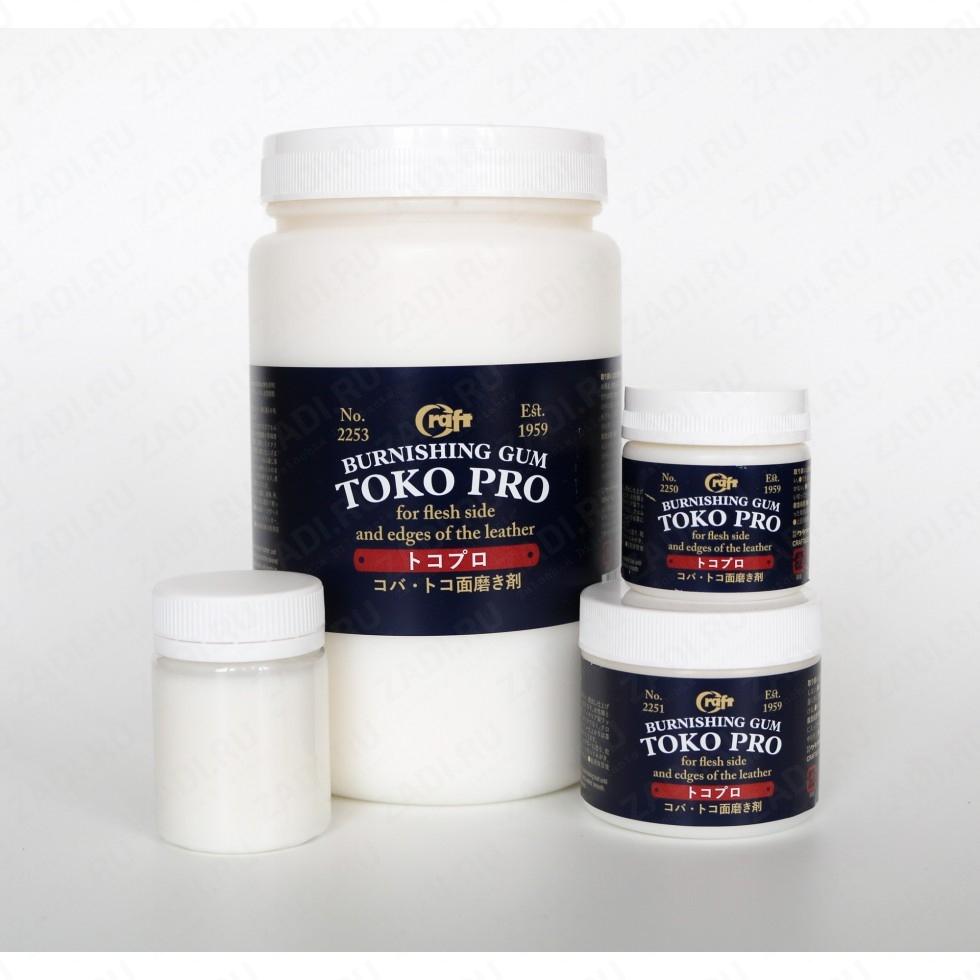 Средство для обработки урезов и бахтармы TOKO PRO (Япония)