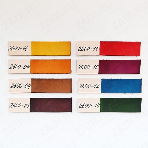 Краски для кожи Eco-Flo Leather Dye 40ml