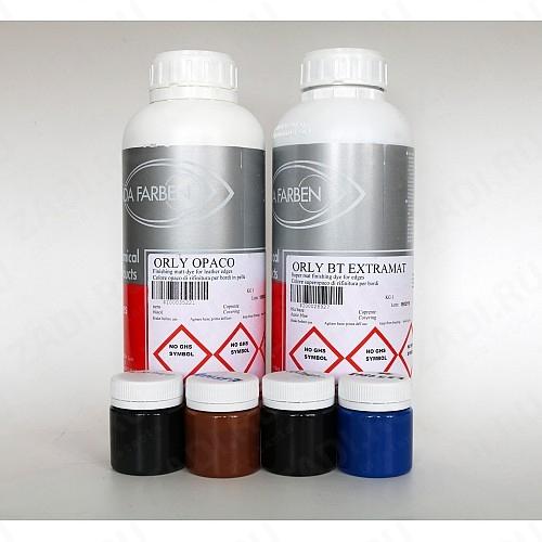 Краска для уреза  Kenda Farben ORLY (ОРАСО СОР; ВТ EXTRAMAT СОР ; SD) 100мл и 40мл.