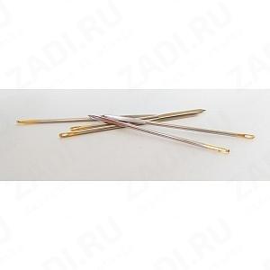 Игла для работы с кожей, ромбовидное остриё (45мм х1,0мм) IG21 1шт