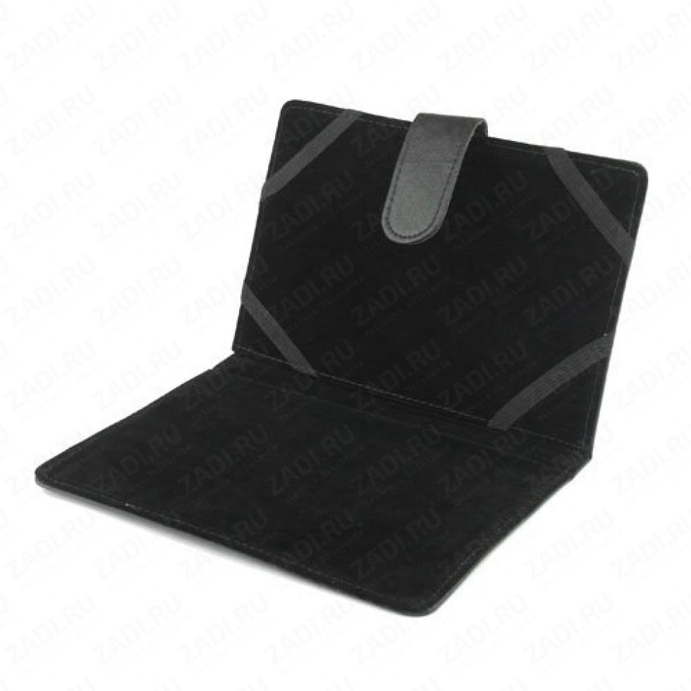 Искусственный бархат на самоклеющейся основе ЭКОНОМ ( черный) 150х100см